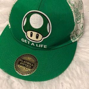 Other - Super Mario Green Cap